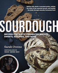 Cover of Sarah Owens Sourdough
